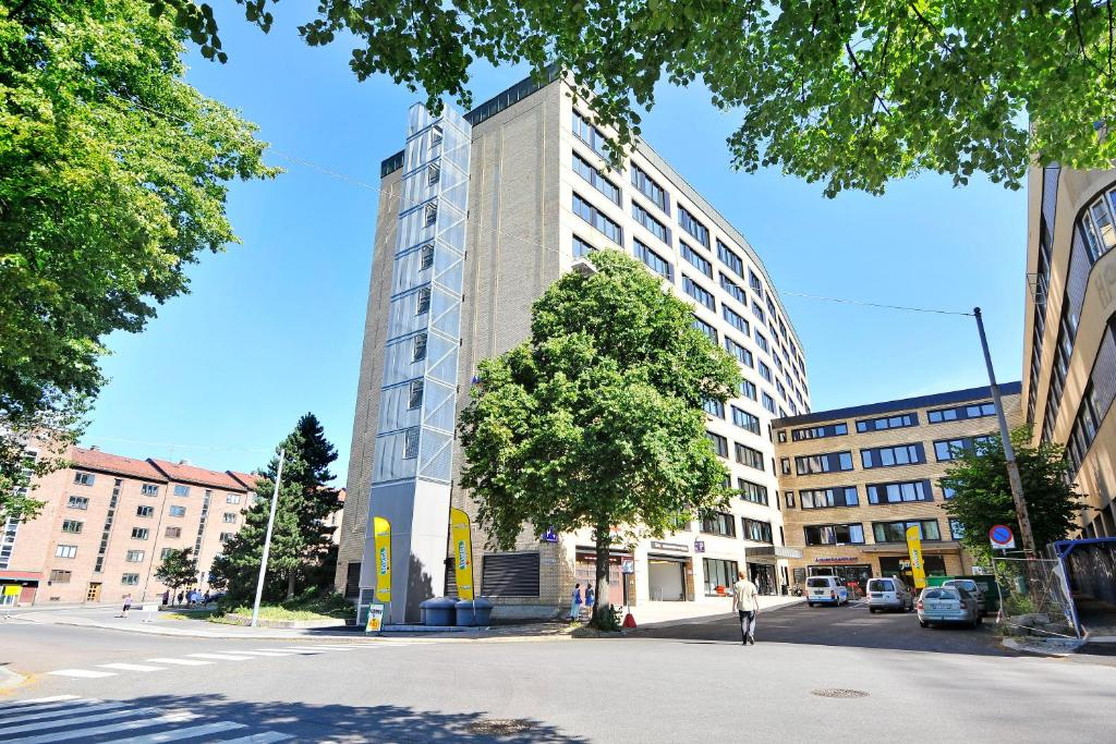 Apartments In Siggerud Akershus