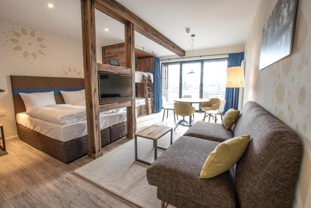 Spreewelten Hotel Lübbenau März 2019