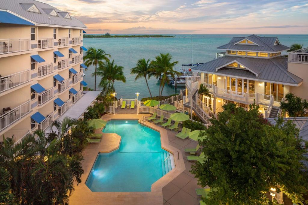 A view of the pool at Hyatt Centric Key West Resort & Spa or nearby