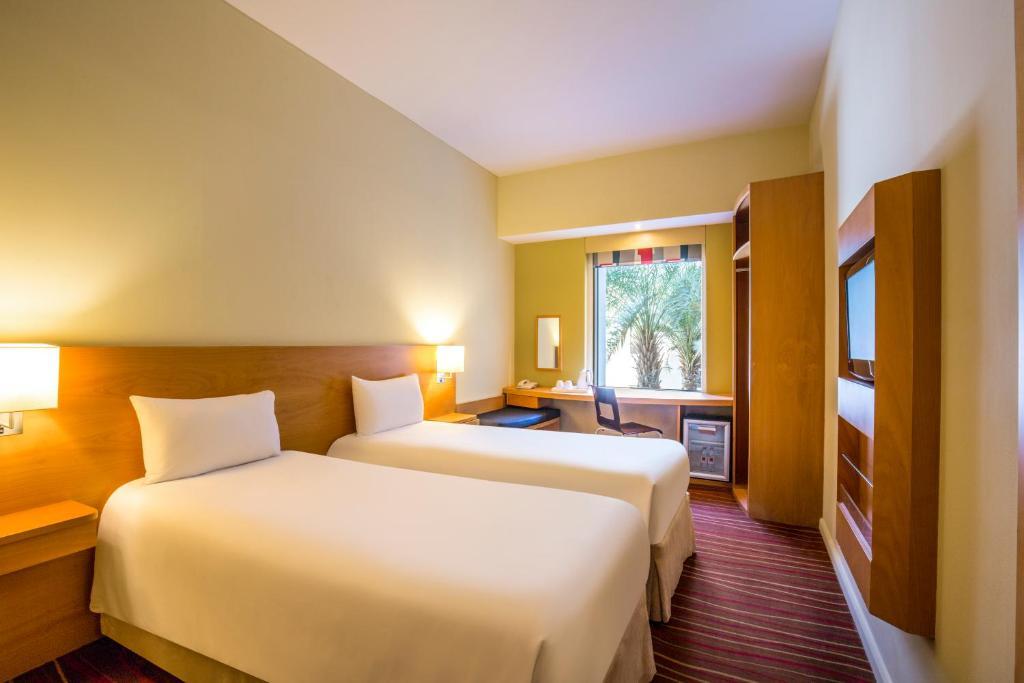 Hotel Ibis Mall Of The Emirates Dubai Uae Booking Com