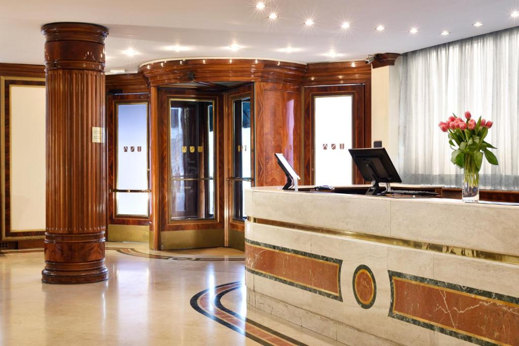 Unahotels Scandinavia Milano Italien Mailand Booking Com