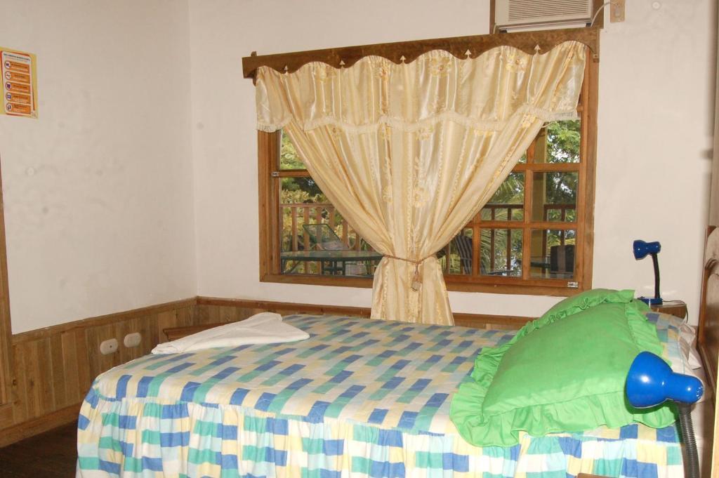 Cama o camas de una habitación en Hotel Gil Resort