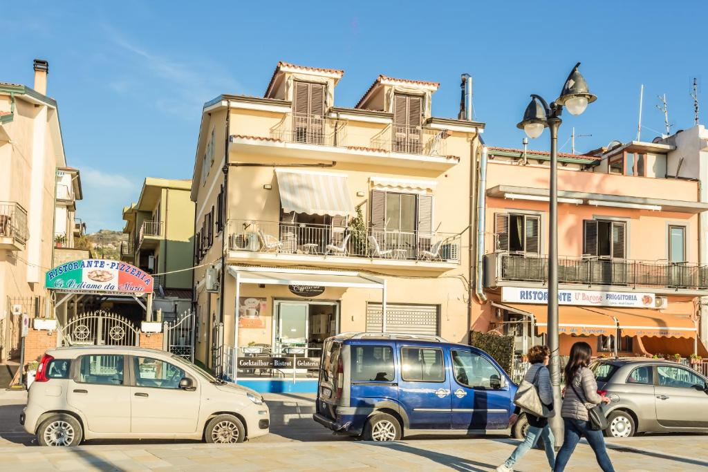 Bed and Breakfast Castellabate at the Sea
