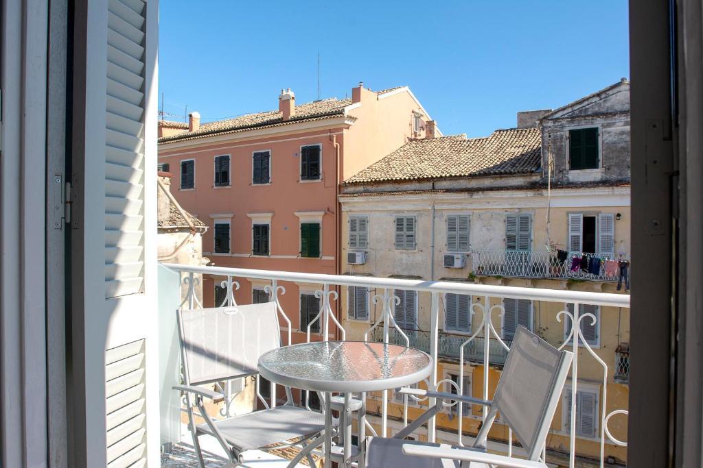 Corfu Town West Apartment Griechenland Korfu Stadt Booking Com
