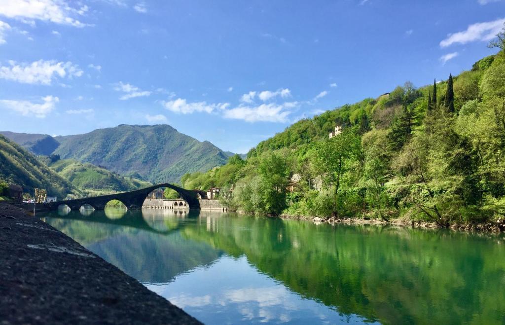 Casa Vacanze in Campagna Toscana (Italië Bagni di Lucca ...