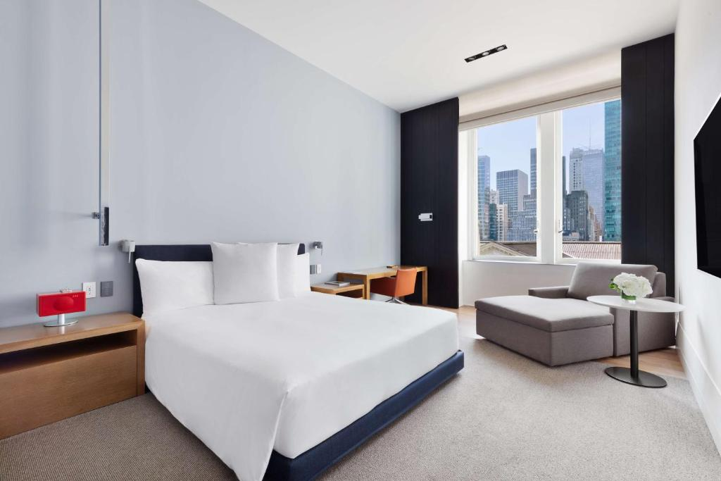 Andaz 40th Avenuea Concept By Hyatt New York Updated 40 Prices Adorable Two Bedroom Suites In Nyc Concept Design