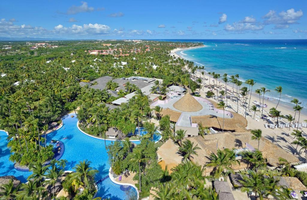 Een luchtfoto van Paradisus Punta Cana Resort-All Inclusive