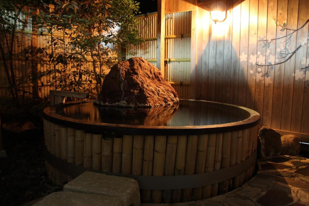 ポイント1.風情豊かな温泉