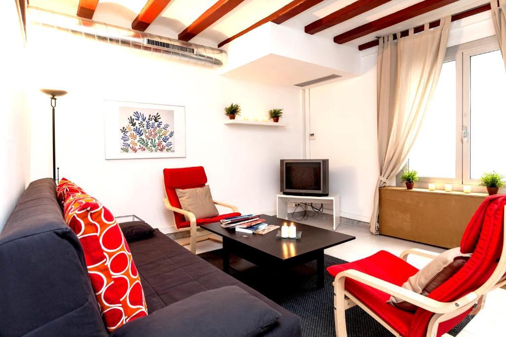 gran imagen de Apartments Gaudi Barcelona