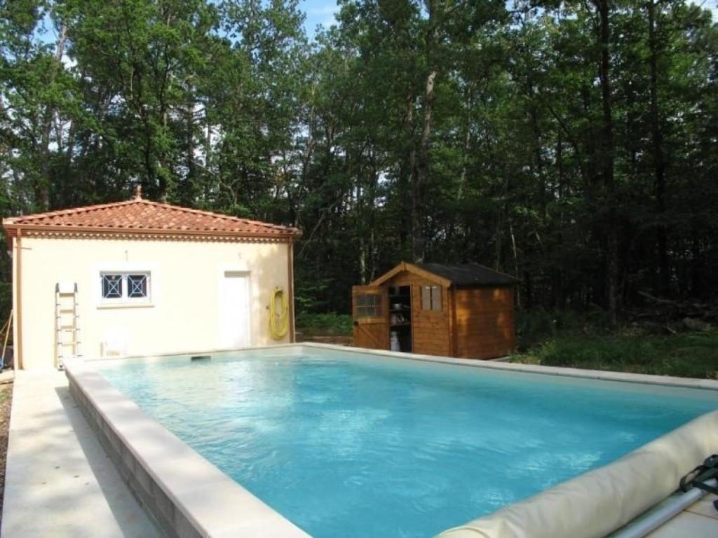 Piscine de l'établissement House Pomarede - 4 pers, 53 m2, 3/2 1 ou située à proximité