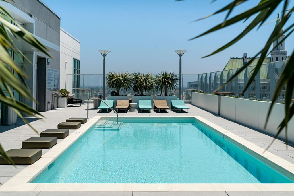 Apartment Global Luxury Suites Long Beach Ca Bookingcom
