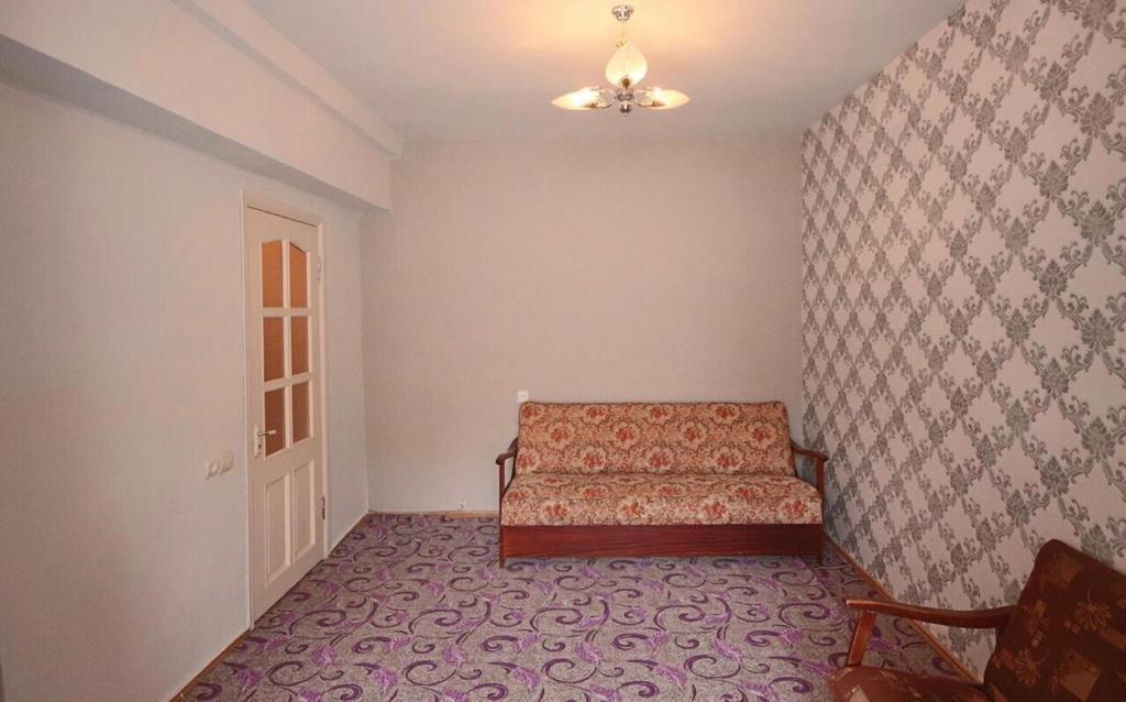 Гостиная зона в Comfortable Apartment in the centre