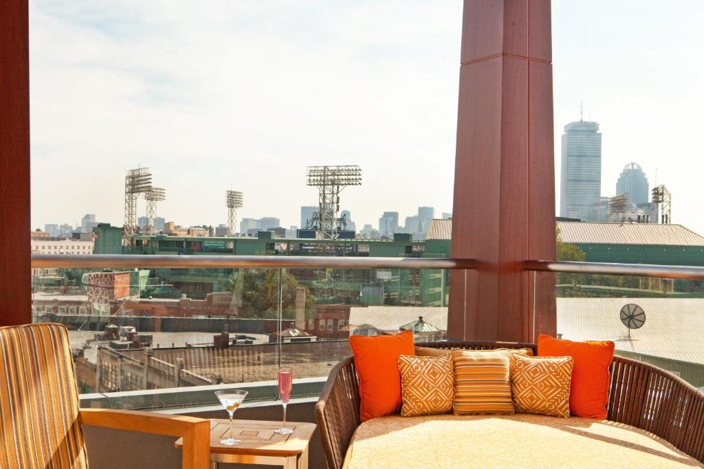 °HOTEL RESIDENCE INN BOSTON BACK BAY/FENWAY BOSTON, MA 3* (United States) -  from US$ 428 | BOOKED