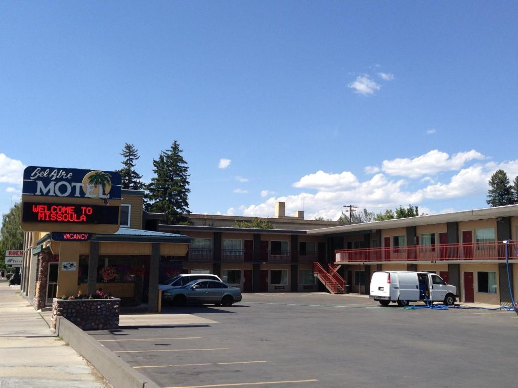 Bel aire motel missoula usa deals