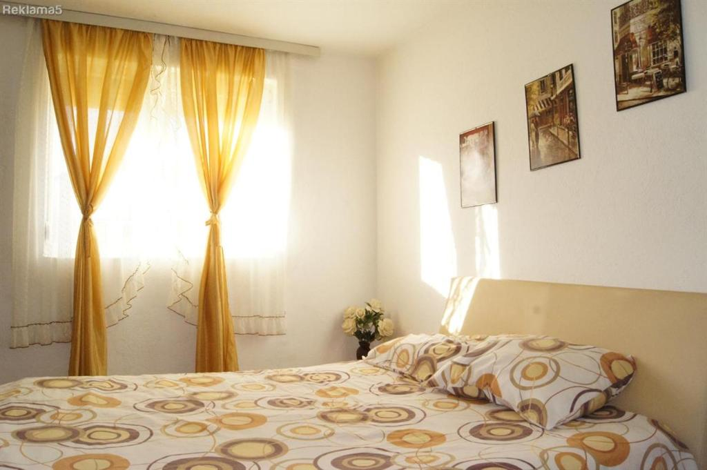 Un ou plusieurs lits dans un hébergement de l'établissement Petrograd