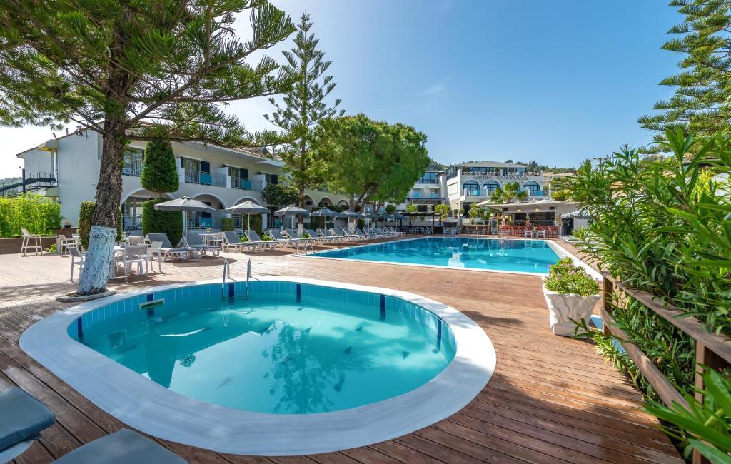 The swimming pool at or near Contessa Hotel