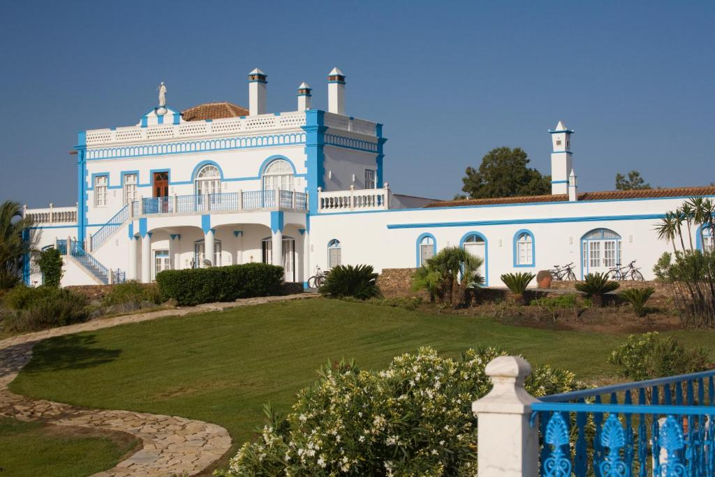 Alojamento de turismo rural herdade dos grous portugal albernoa - Casa rural lisboa ...