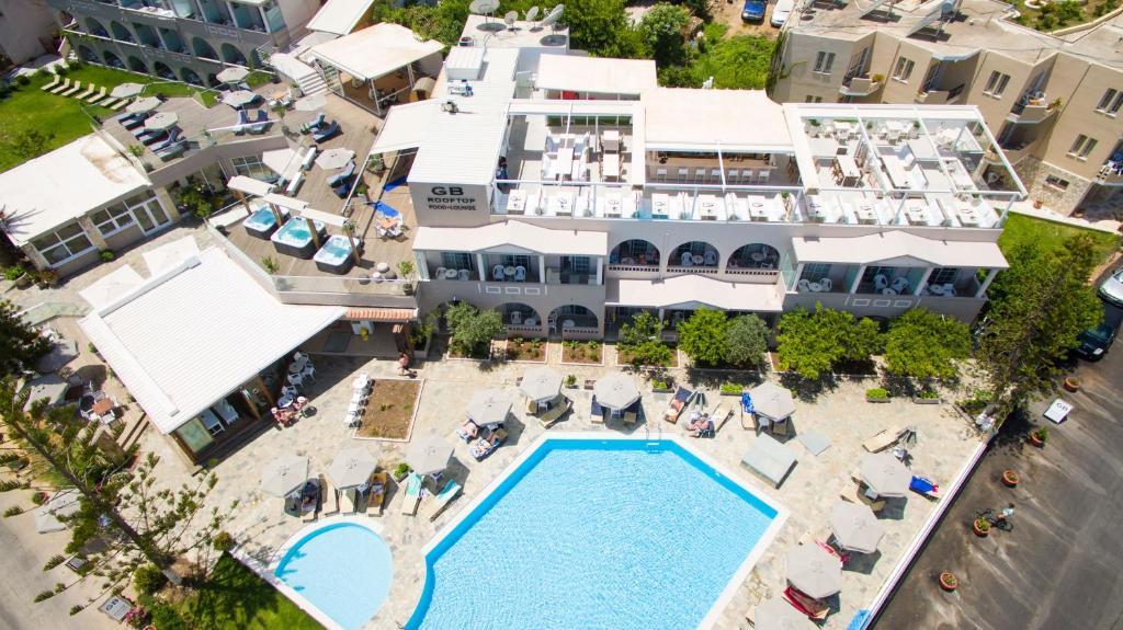 Georgioupolis Beach Hotel Griechenland Georgioupoli Booking Com