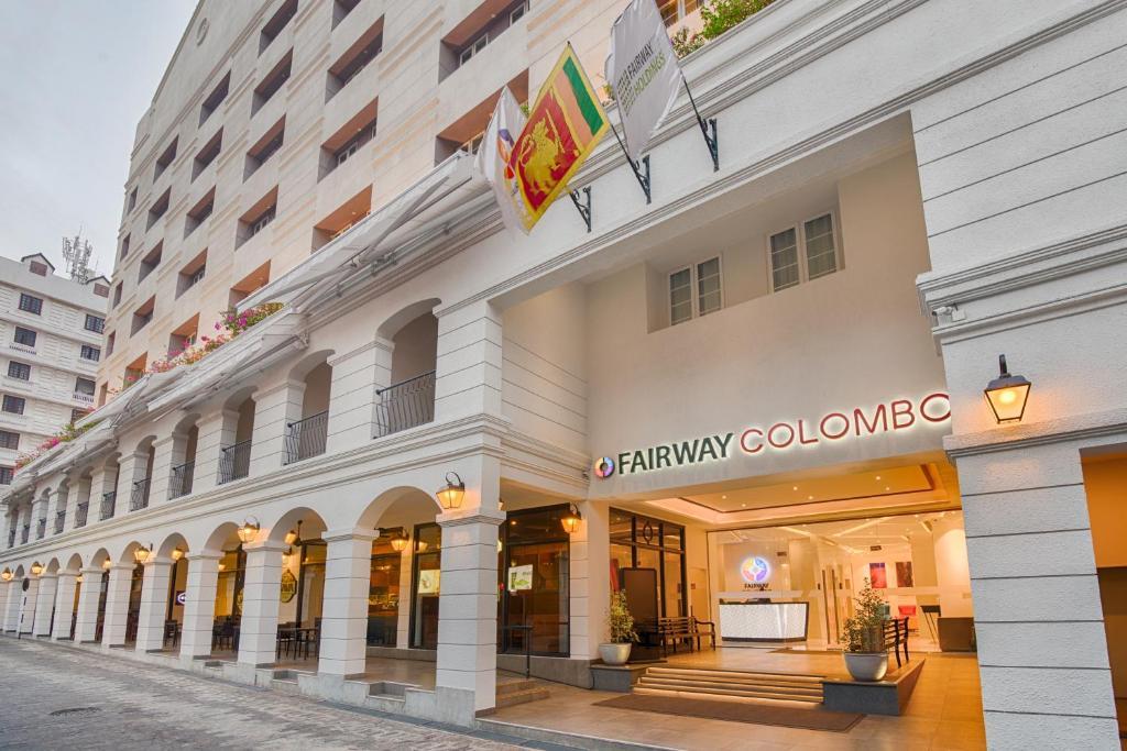 Prächtig Hotel Fairway Colombo (Sri Lanka Colombo) - Booking.com &XV_65