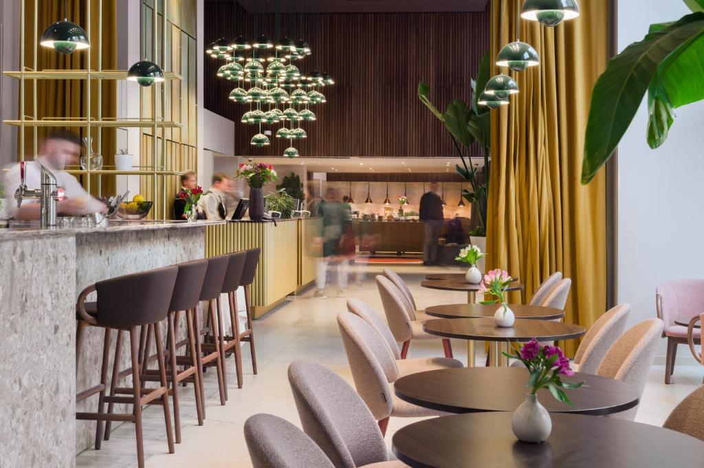 Ristorante o altro punto ristoro di Hotel Lev