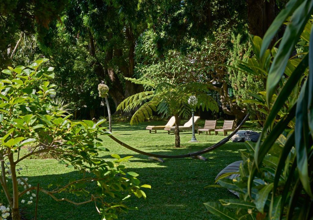 Сад в Quintinha Sao Joao