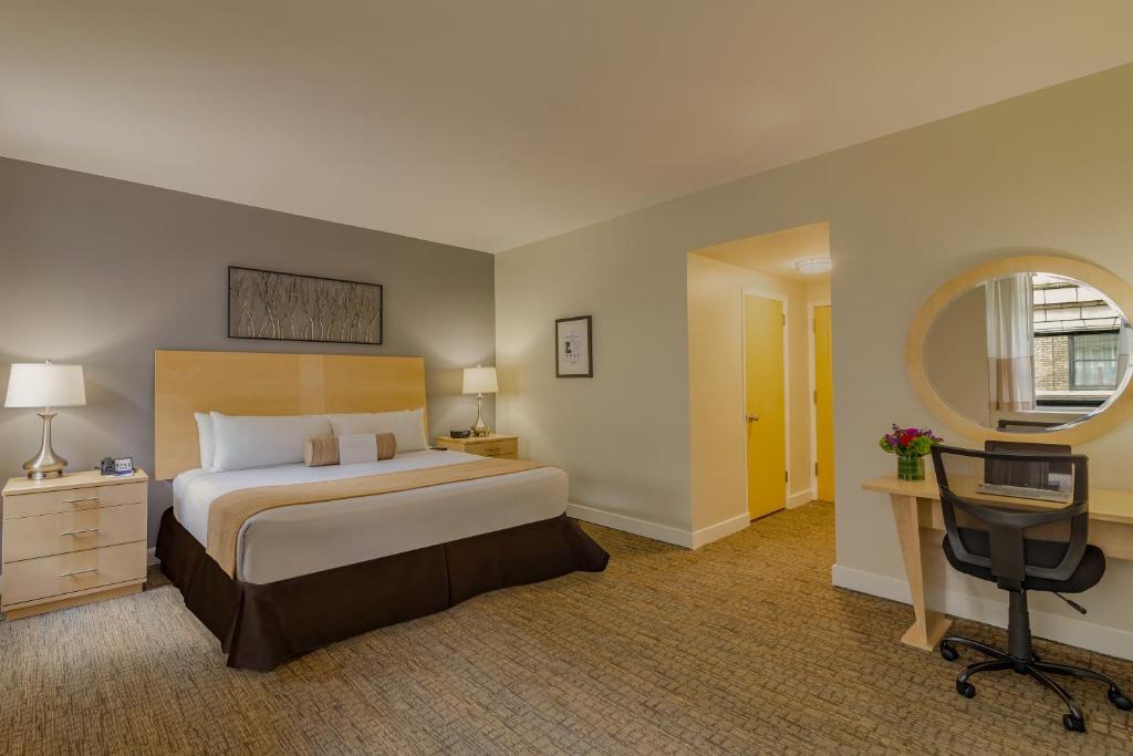 Hotel económico y bien ubicado en Nueva York