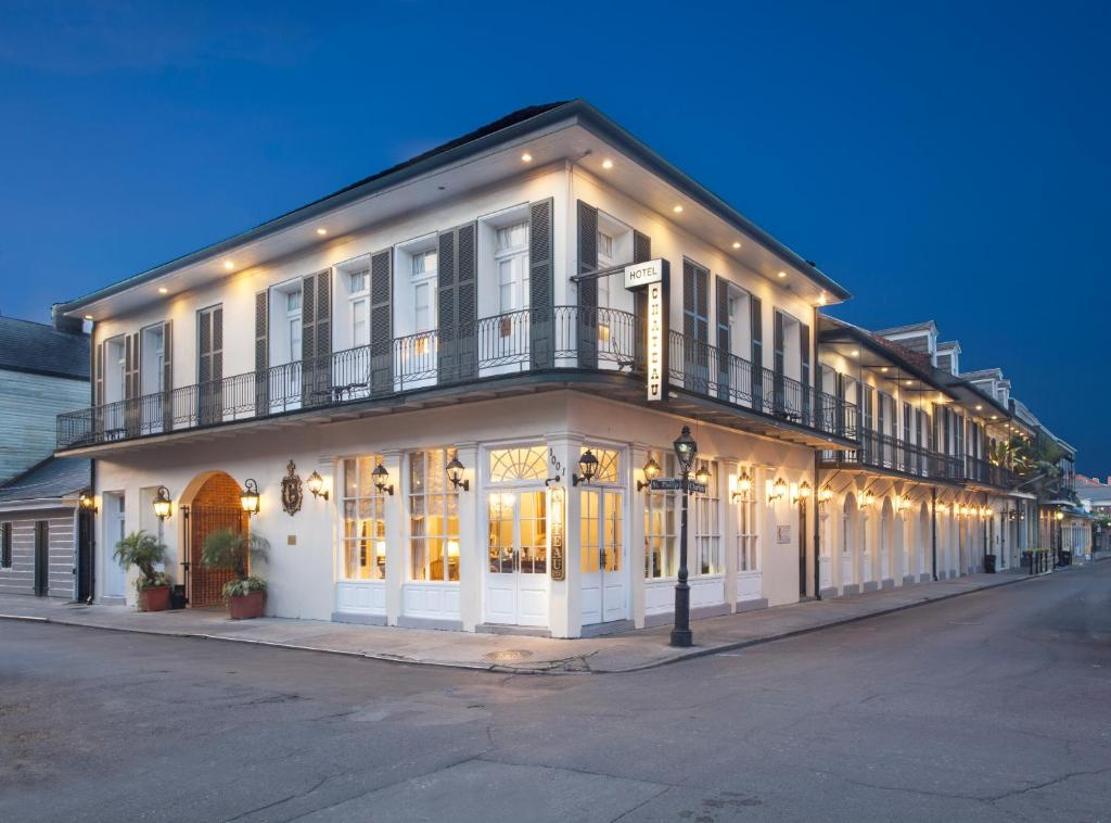 Chateau Hotel.