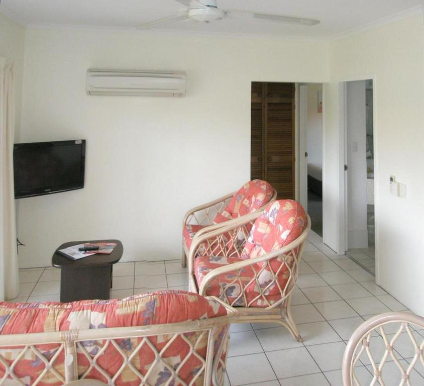 Tradewind Apartments: Tradewinds McLeod Holiday Apartments, Cairns