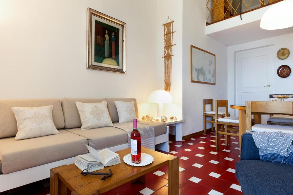 Ferienwohnung Casa A 10 M Dal Mare Italien Palau Booking Com