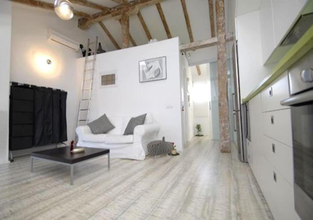 Appartement Atico Fuencarral (Spanje Madrid) - Booking.com