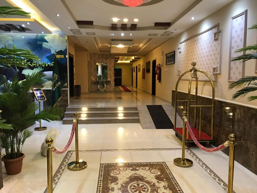 The lobby or reception area at Wahet Masknuna Residential Units