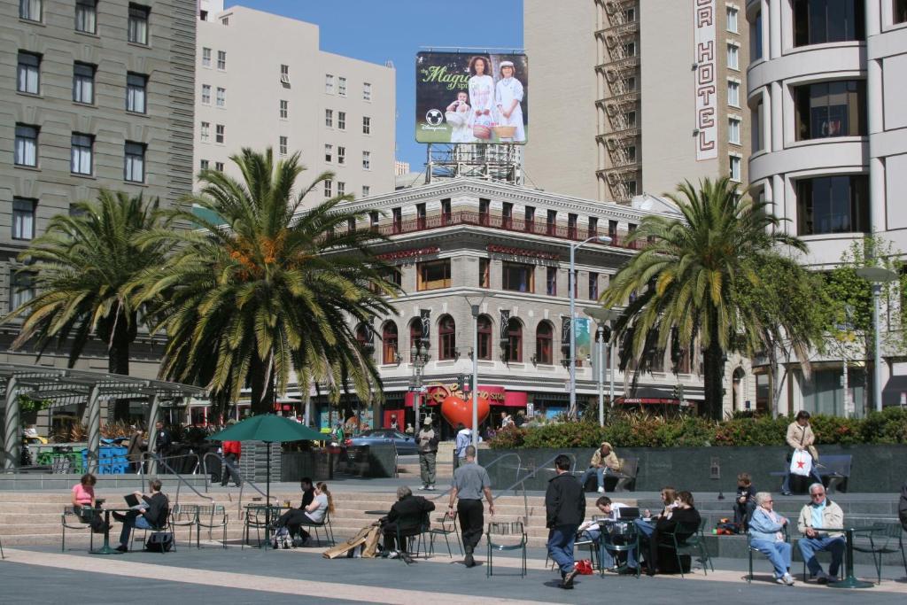 Post Hotel San Francisco CA