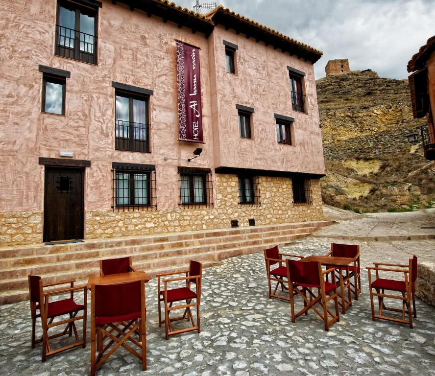 boutique hotels albarracin  23