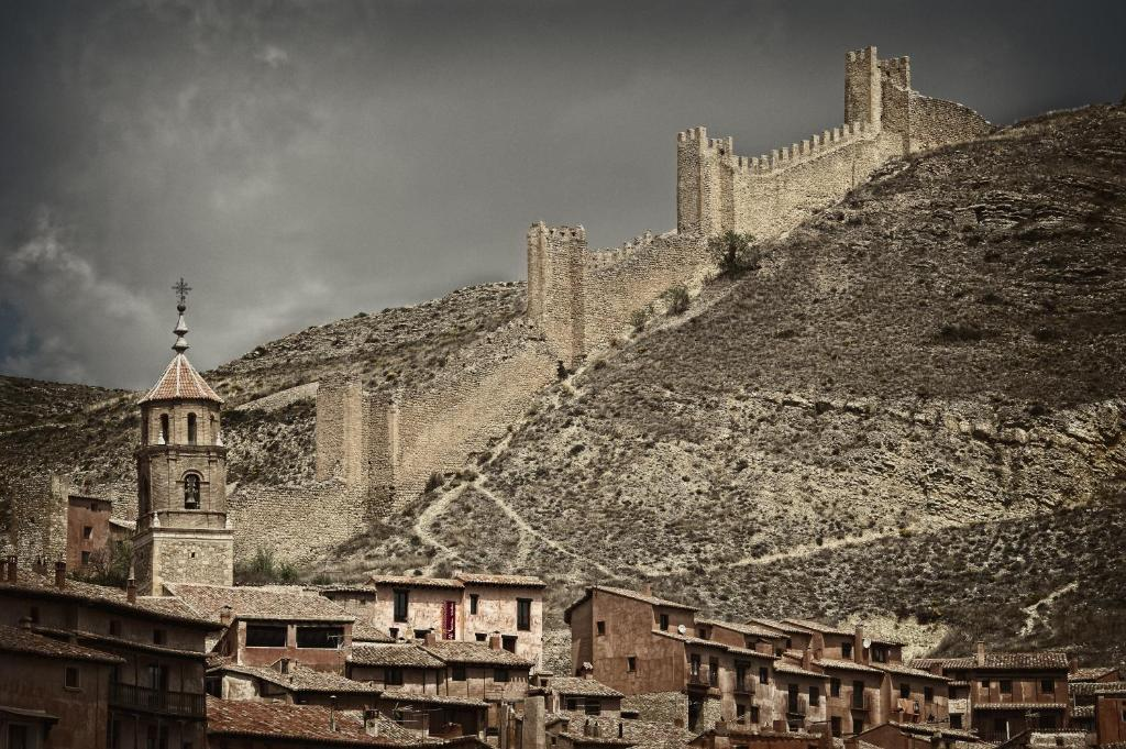 boutique hotels in albarracín  37
