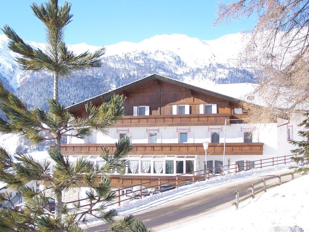 Hotel Etschquelle im Winter