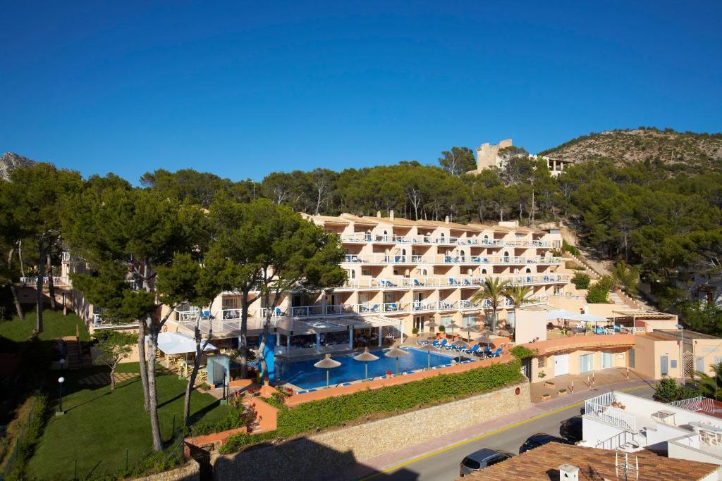 Apartments In Estellenchs Majorca