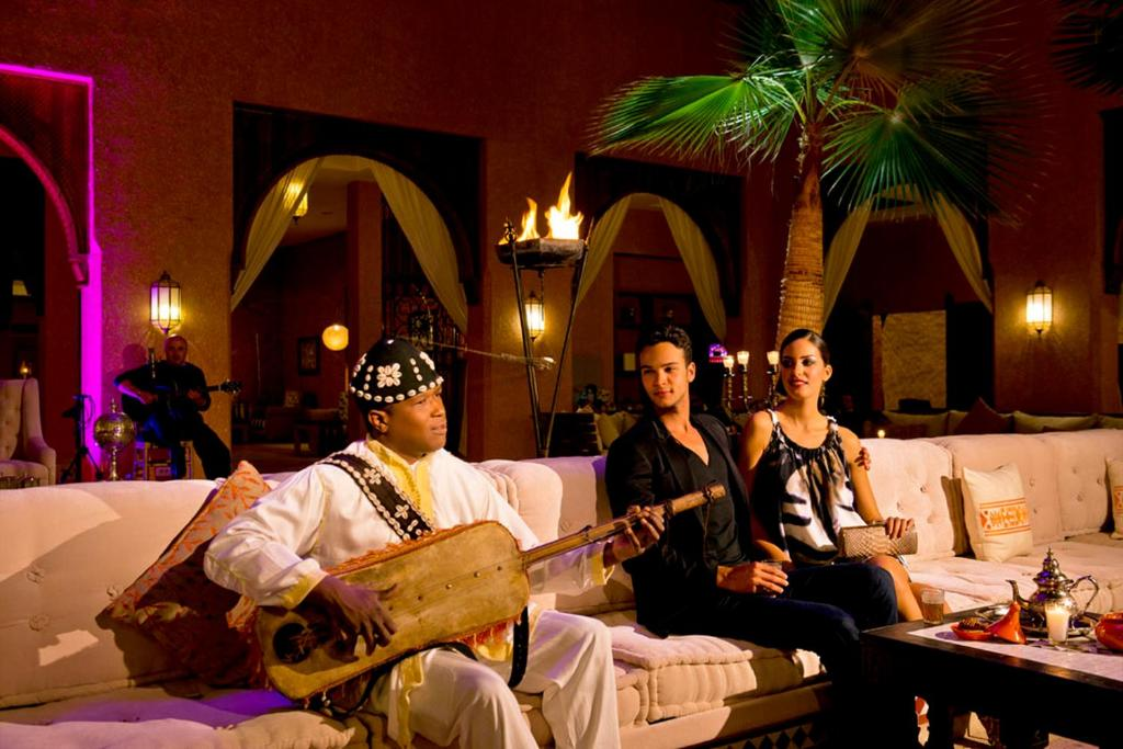 Сказки древнего Магриба - Sofitel Agadir Royal Bay Resort