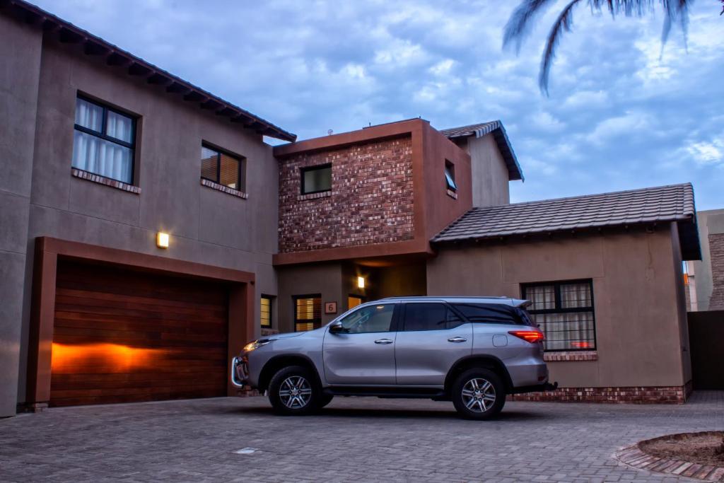 Desert Sands Cottage Unit 6 Swakopmund Namibia Booking Com