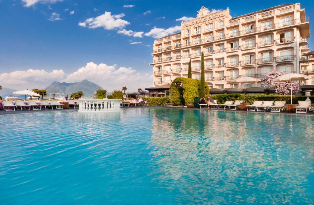 Grand Hotel Bristol Stresa Italy Booking Com