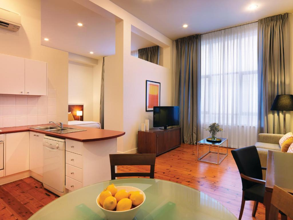 Studio Apartment Melbourne adina apartment hotel melbourne, australia - booking