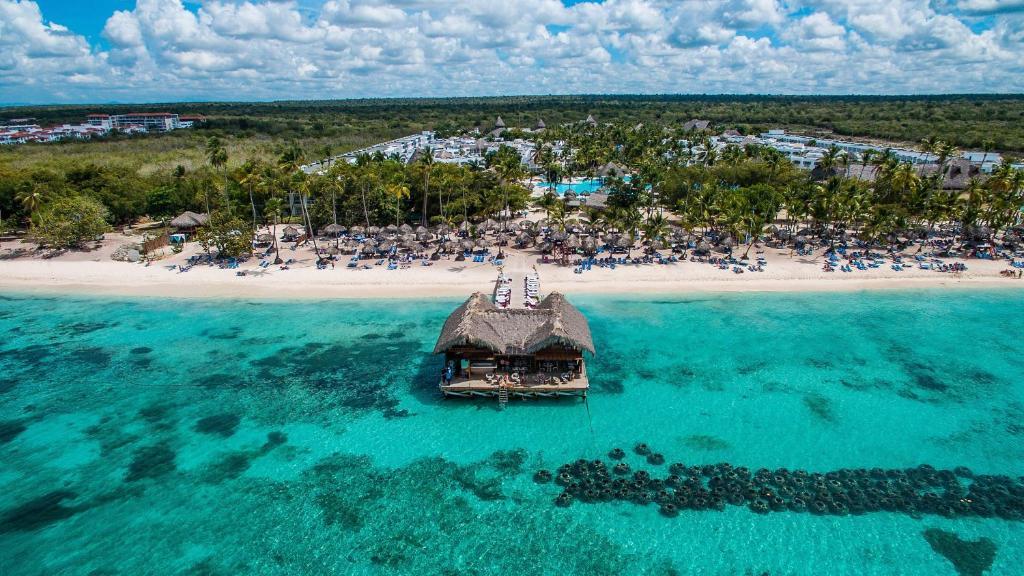 Отель 5* для отличного семейного отдыха в Доминикане!