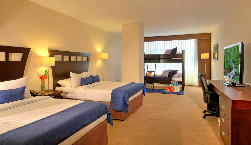 Hotel Tryp By Wyndham San Jose Sabana Costa Rica San Jose