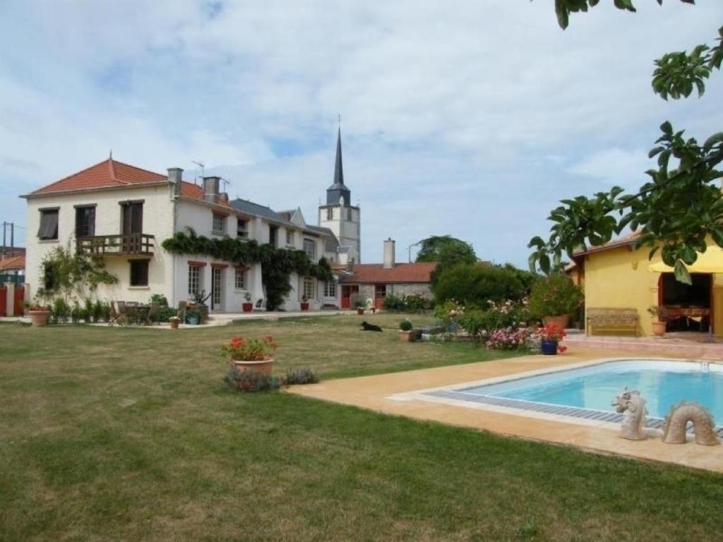 Vacation Home House Clos de retz, Le Clion-sur-Mer, France
