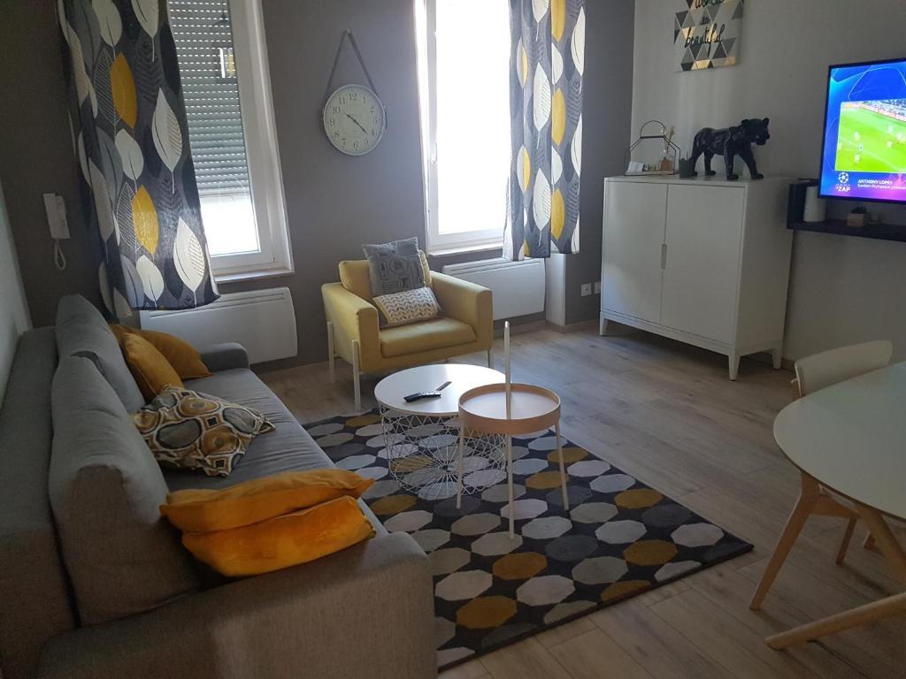 Apartments In Saint-gervais-sur-couches Burgundy