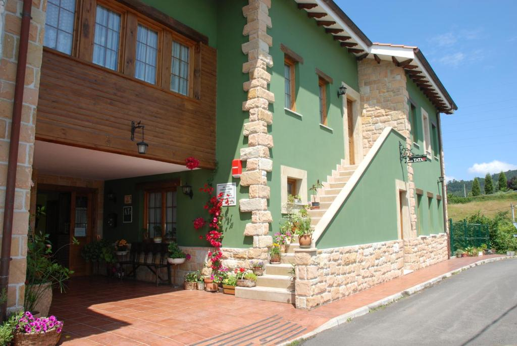 casa rural tata asturias