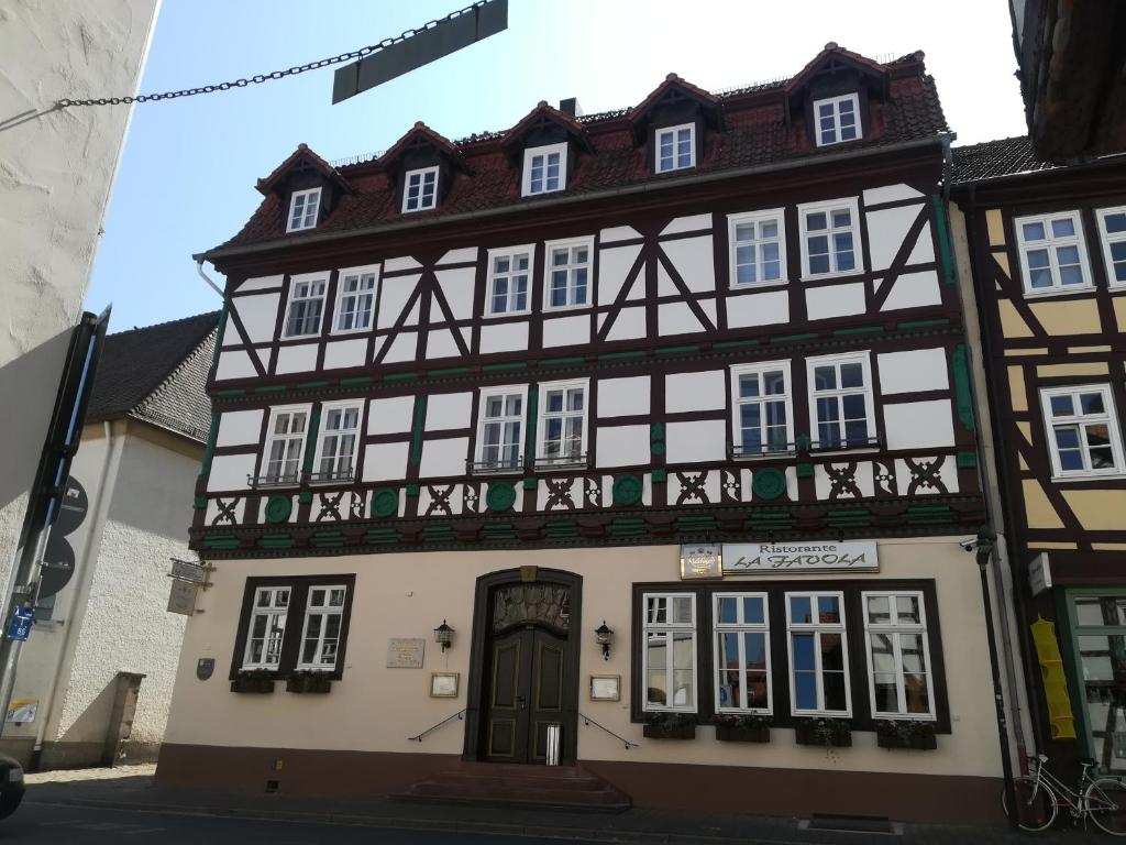 Stadtapartment Hef Bad Hersfeld Germany Booking Com