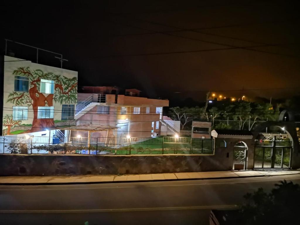 Casa de campo La estancia de Baco (Peru Lunahuaná) - Booking.com