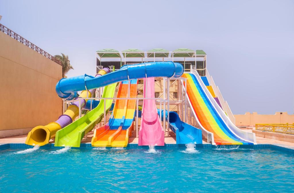 Aquapark v rezorte alebo blízkom okolí