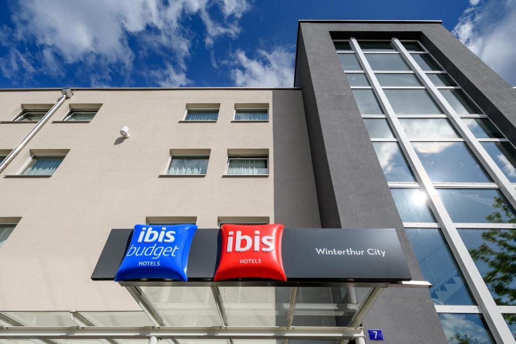 Hotel ibis Winterthur City, Switzerland - Booking.com
