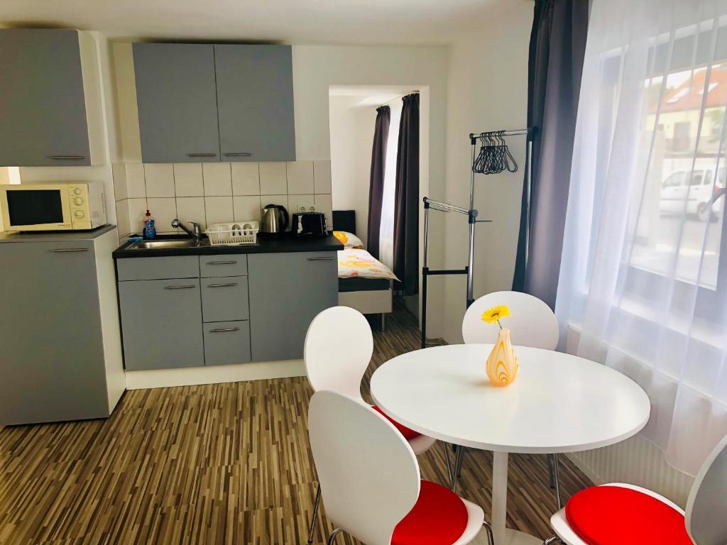 Ferienwohnung Ruhige, moderne Wohnung mit Terrasse (Deutschland ...